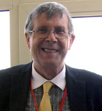 Distinguished Professor Rod Ellis